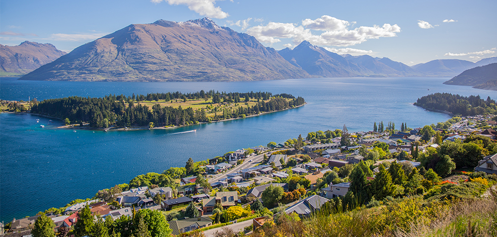 Work and Study in New Zealand