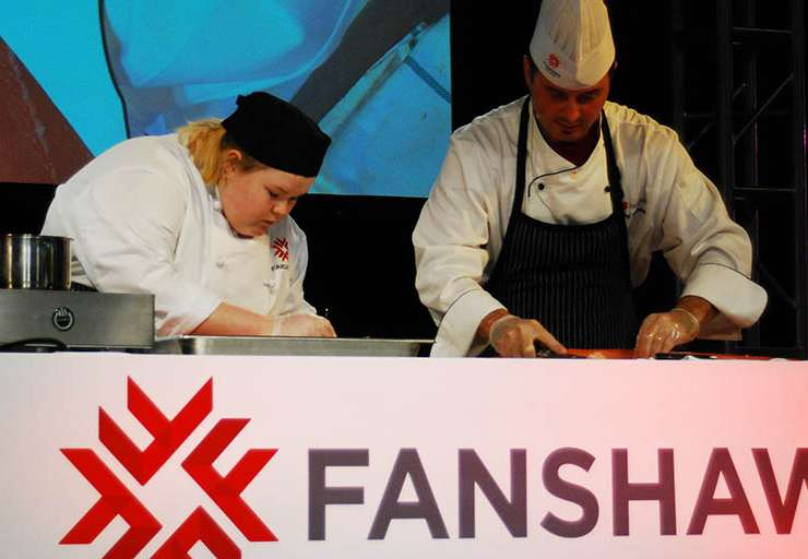 Study culinary arts abroad with Fanshawe College