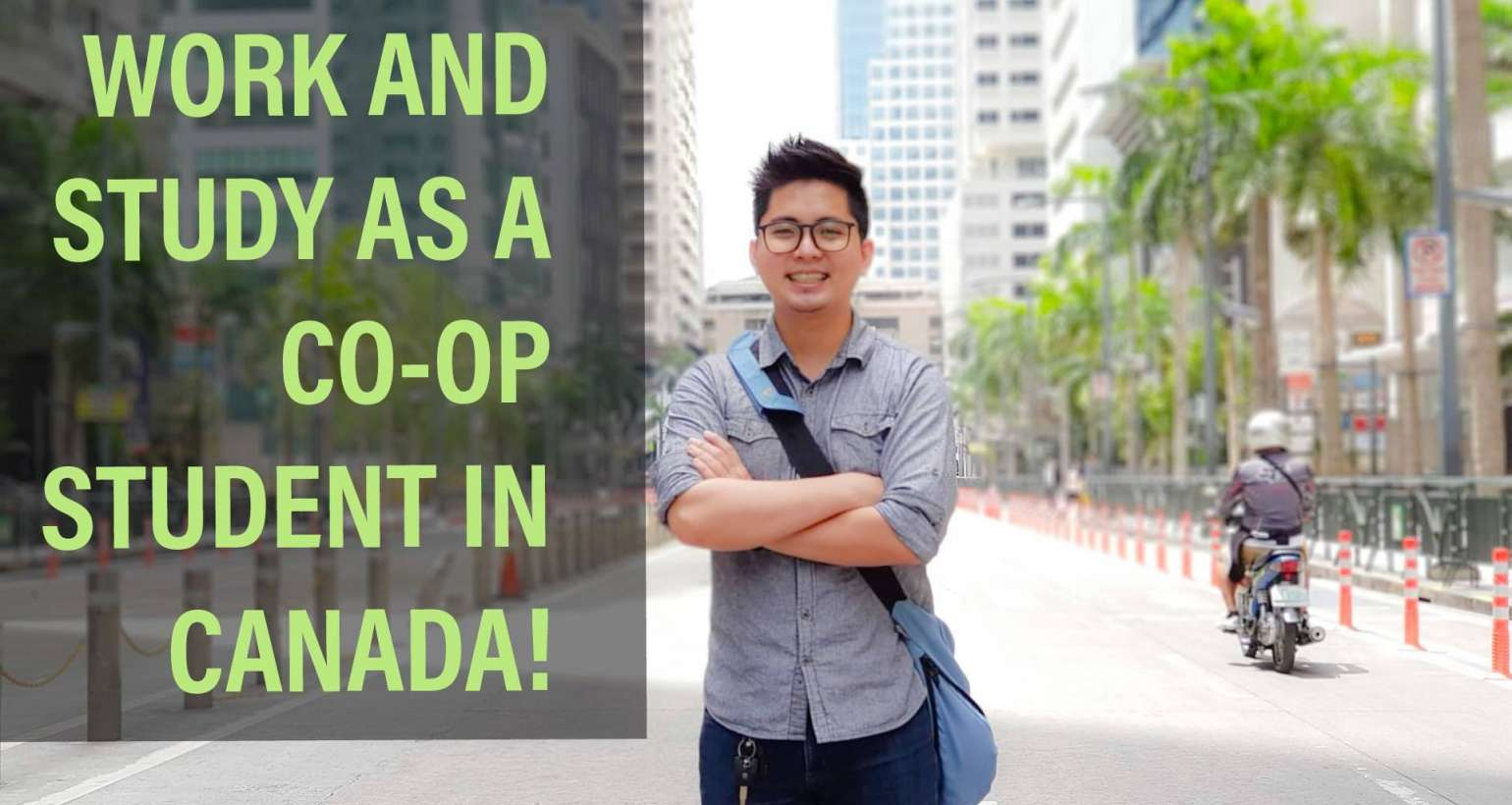 Work and study as a co-op student in Canada