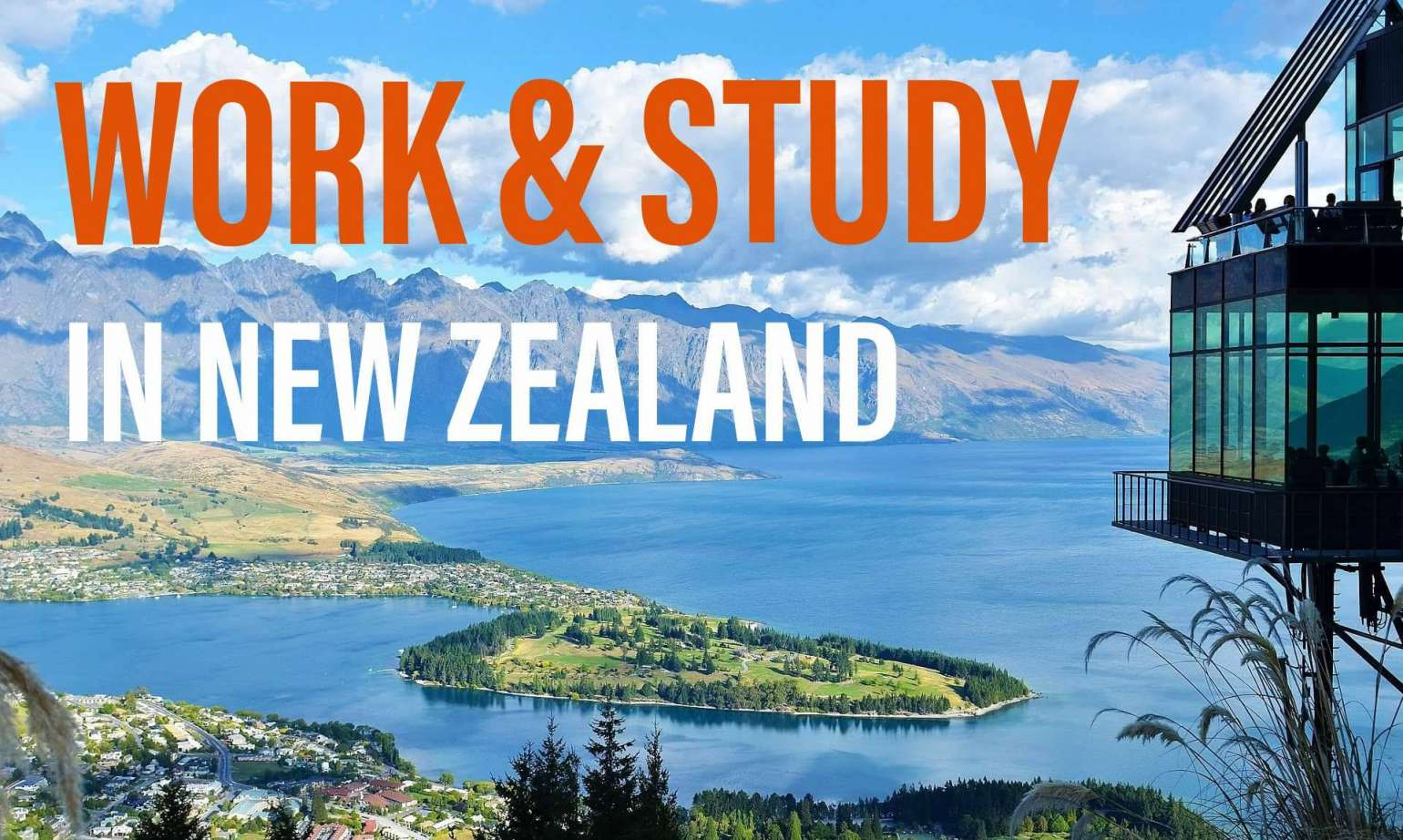 Why work and study in New Zealand?