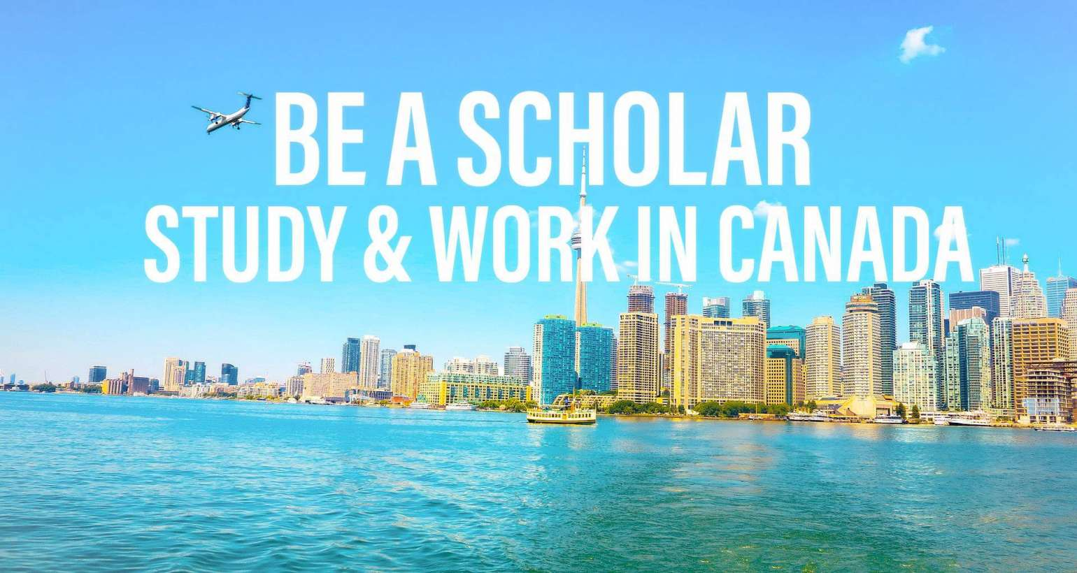 Available scholarships for int'l students  in Canada