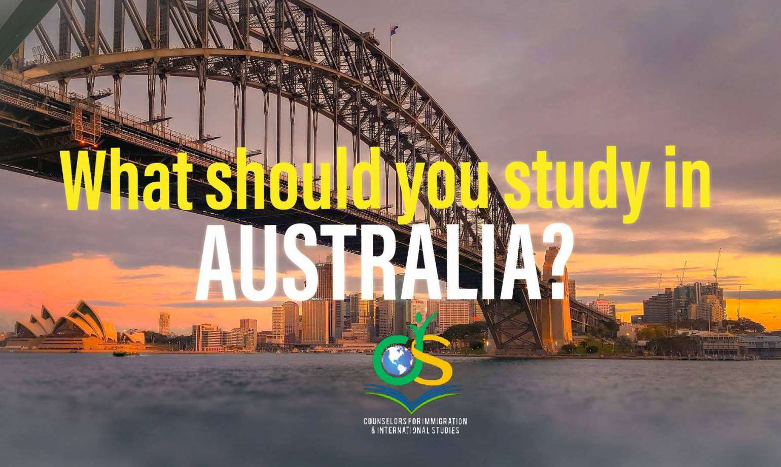 What should you study in Australia?